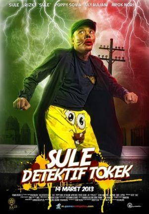 Poster Sule Detektif Tokek