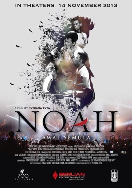 AWAL SEMULA noah film