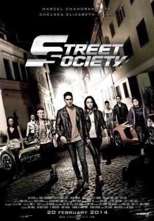 STREET SOCIETY poster