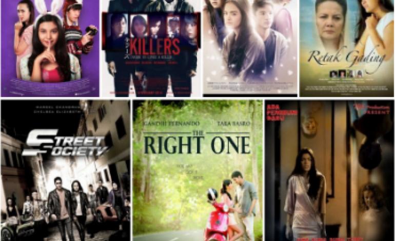 Poster Film Indonesia Tahun 2014 (1)