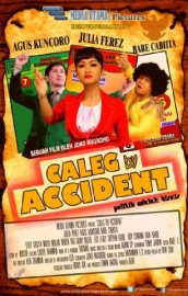 poster caleg by accident