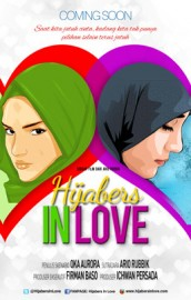 teaser hijabers in love
