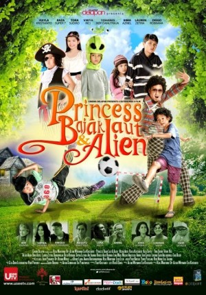 princess alien