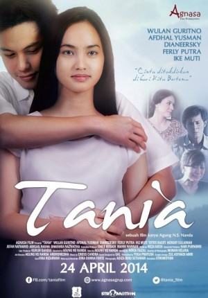 poster tania