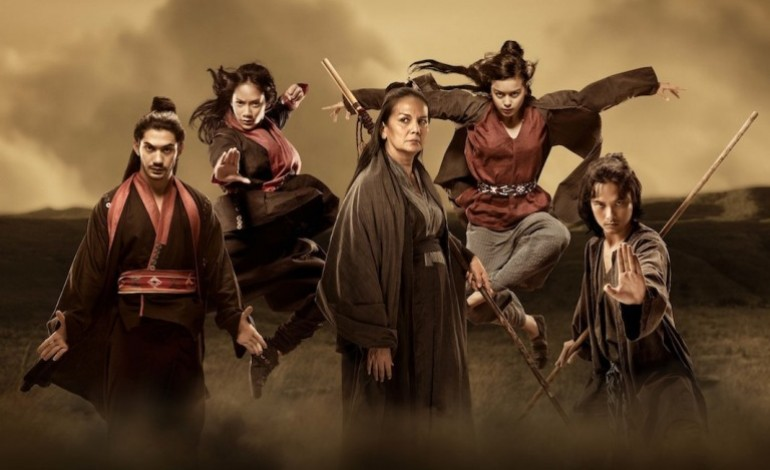 Review: Pendekar Tongkat Emas