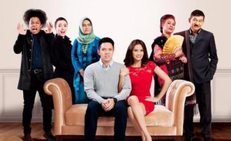Lamaran, Drama Comedy Yang Mempersatukan Dua Budaya