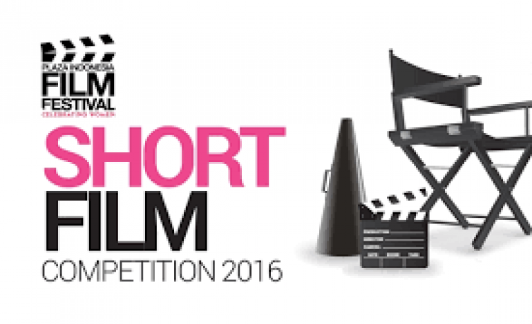 Plaza Indonesia Buka Kompetisi Film Pendek