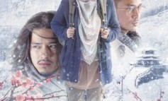 Sinopsis: Jilbab Traveler Love Sparks in Korea (2016)