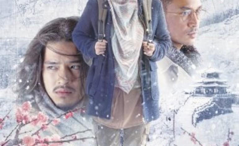 Sinopsis: Jilbab Traveler Love Sparks in Korea (2016)