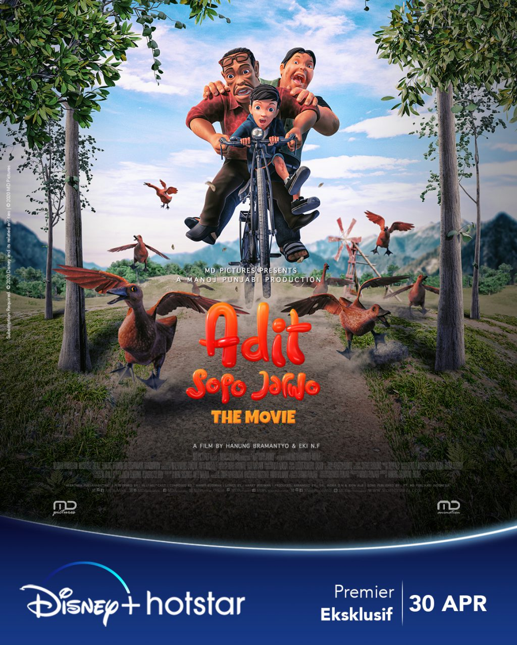adit sopo jarwo the movie