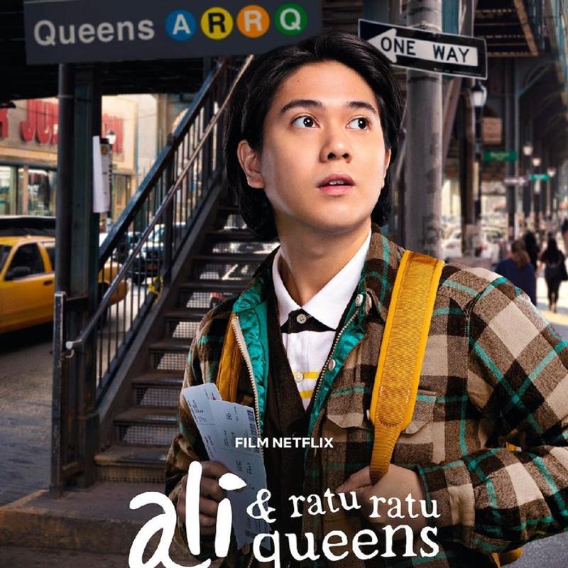 Ali dan Ratu ratu Queens
